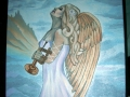 andělská trubadůrka